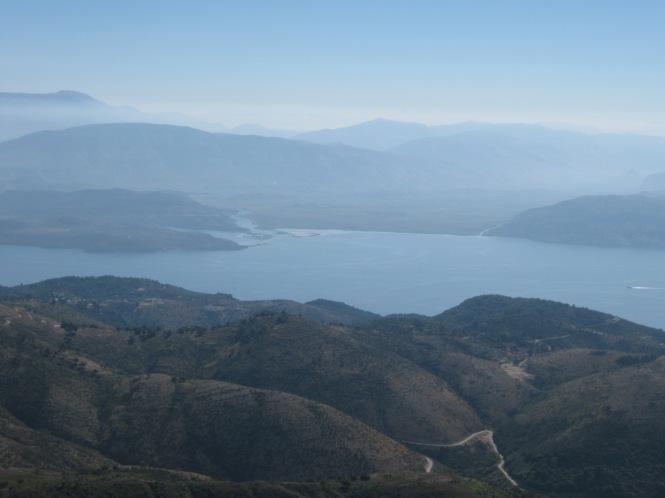 Ipsilos Monastery Corfu