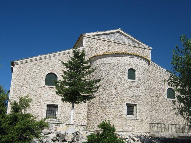 Ipsilor Monastery